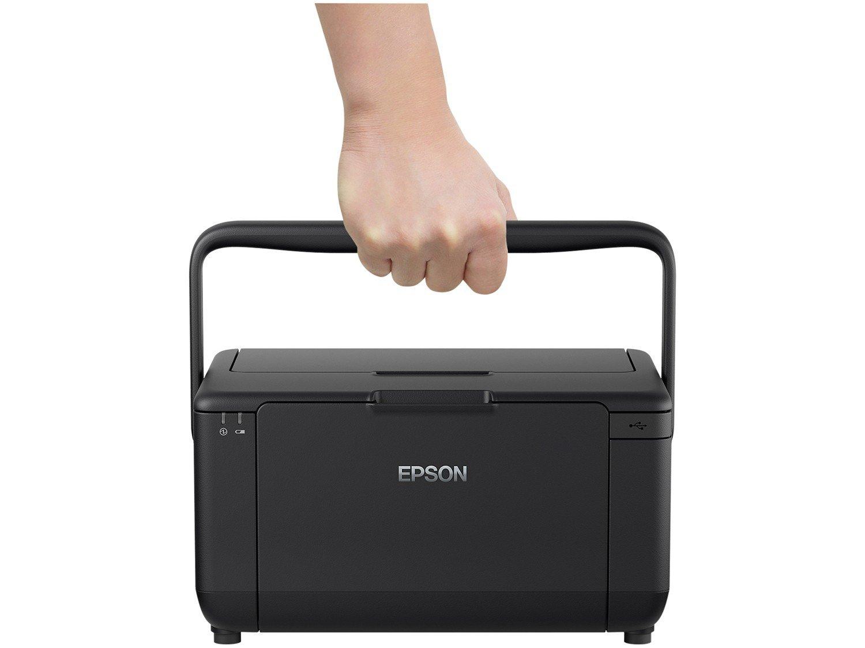 Foto 6 - Impressora Epson Picture Mate PM-525 Fotográfica - Colorida Wi-Fi