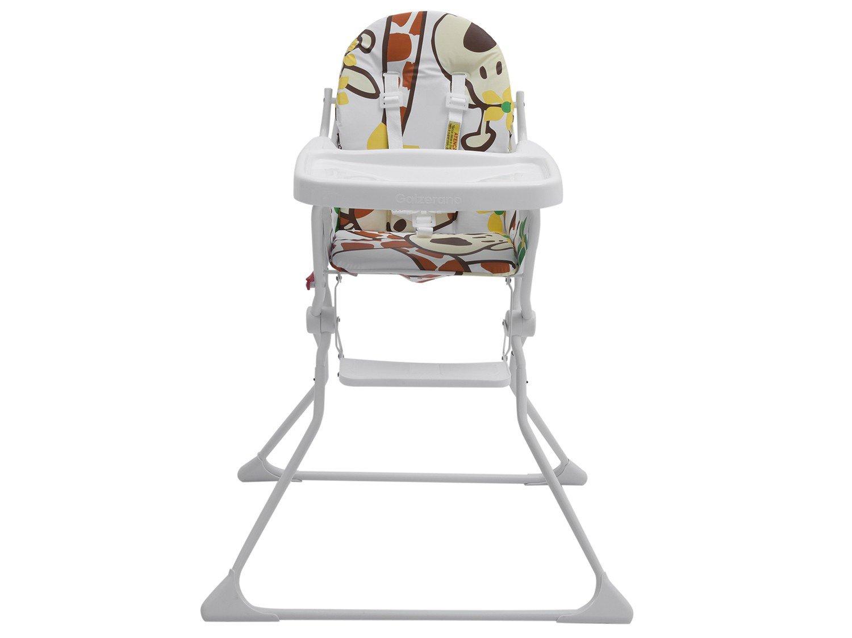 Cadeira de Alimentação Galzerano Standard II - Girafas para Crianças até 15kg - 1