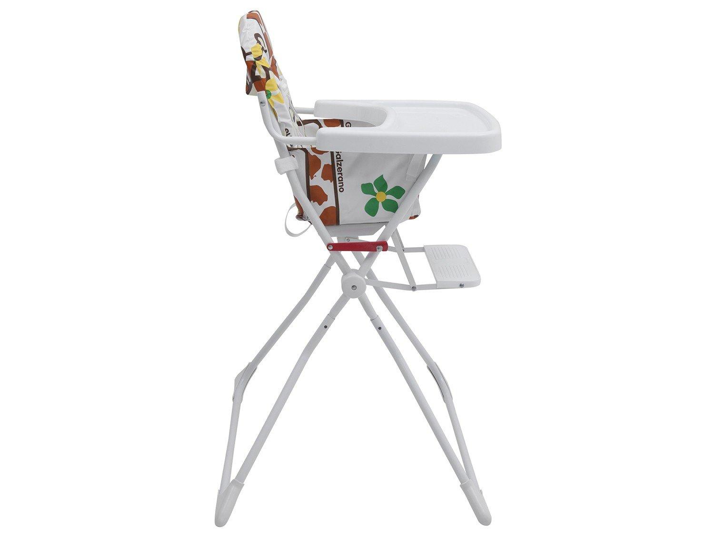 Cadeira de Alimentação Galzerano Standard II - Girafas para Crianças até 15kg - 2