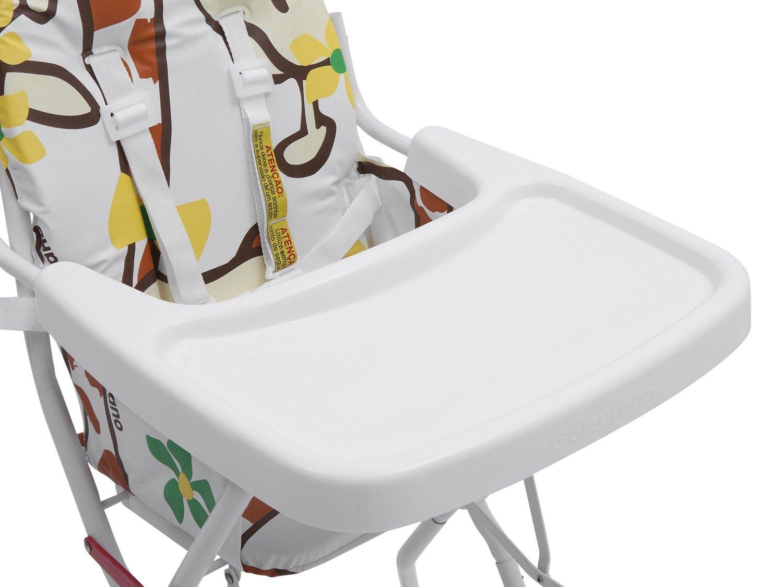 Cadeira de Alimentação Galzerano Standard II - Girafas para Crianças até 15kg - 4