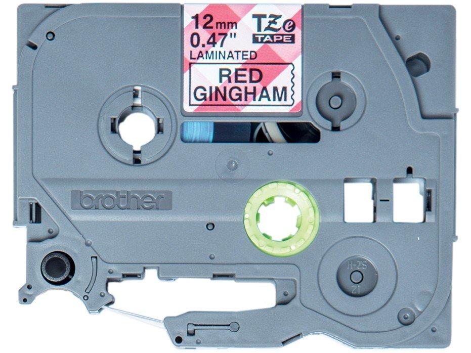 Foto 3 - Fita para Rotulador Brother TZE 12mm - 4 Metros