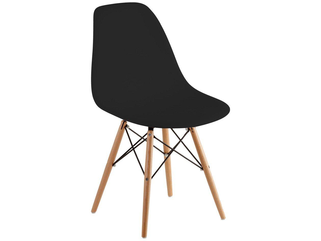 Cadeira Garden Life Eames Plus - Preta - 3