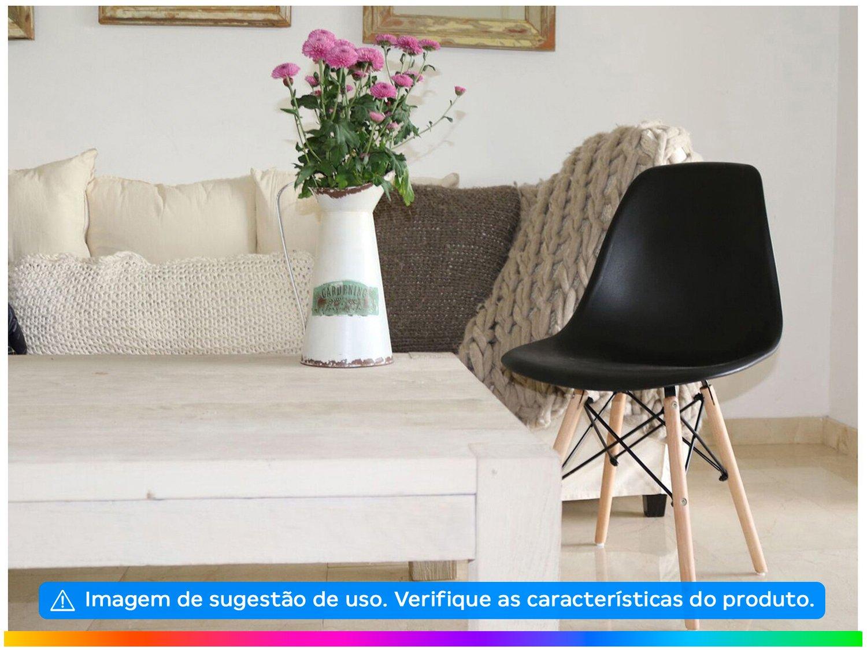 Cadeira Garden Life Eames Plus - Preta - 7