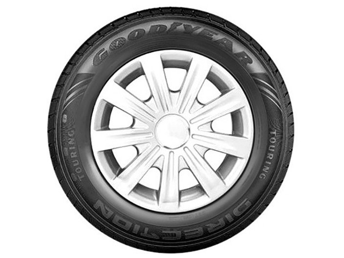 "Pneu Aro 13"" Goodyear 175/70R13 82T - Direction Touring - 6"