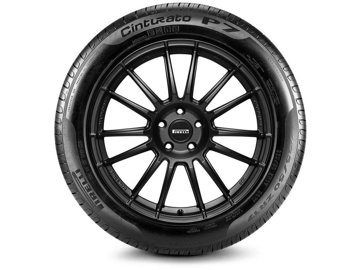 "Pneu Aro 17"" Pirelli 215/50R17 91V - Cinturato P7 - 2"