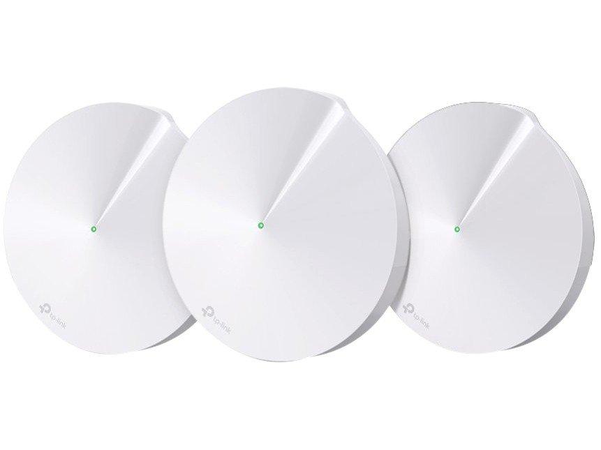 Foto 1 - Roteador Wireless Tp-link Deco 1300mbps - 4 Antenas 3 Portas