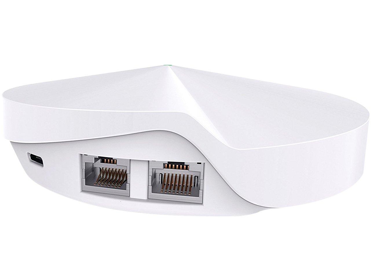 Foto 2 - Roteador Wireless Tp-link Deco 1300mbps - 4 Antenas 3 Portas