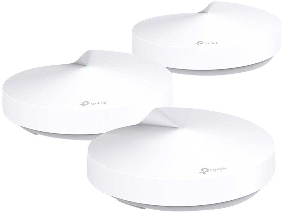 Foto 3 - Roteador Wireless Tp-link Deco 1300mbps - 4 Antenas 3 Portas