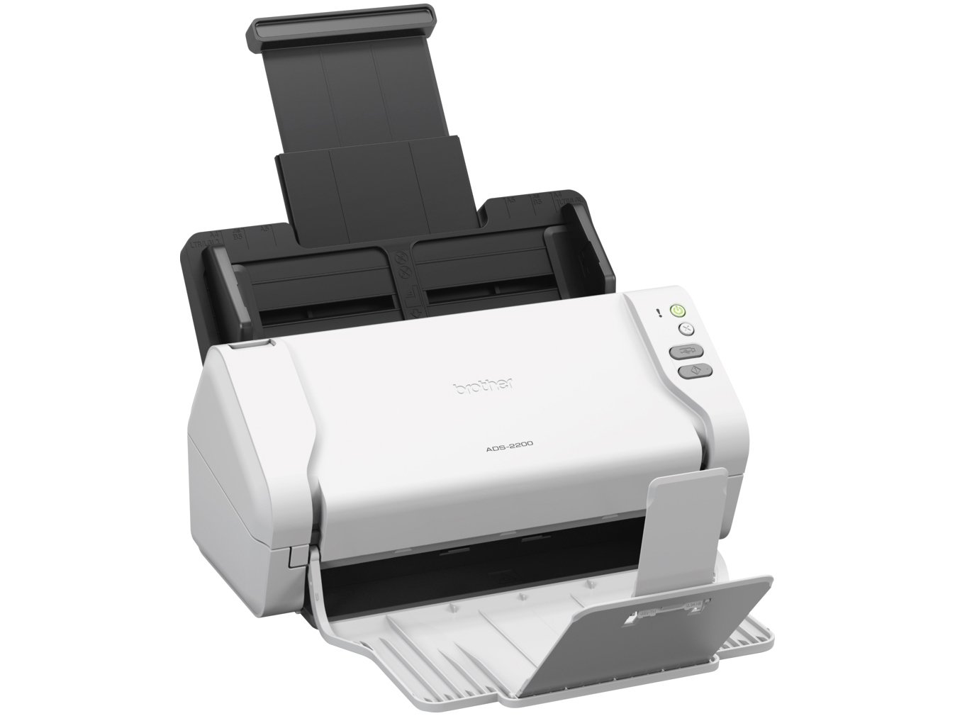 Foto 4 - Scanner de Mesa Brother ADS-2200 Colorido - 600dpi