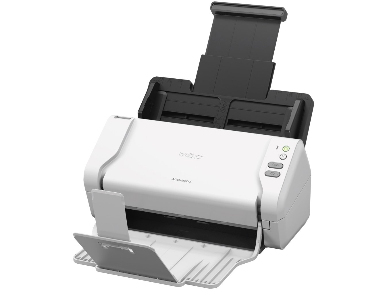 Foto 5 - Scanner de Mesa Brother ADS-2200 Colorido - 600dpi