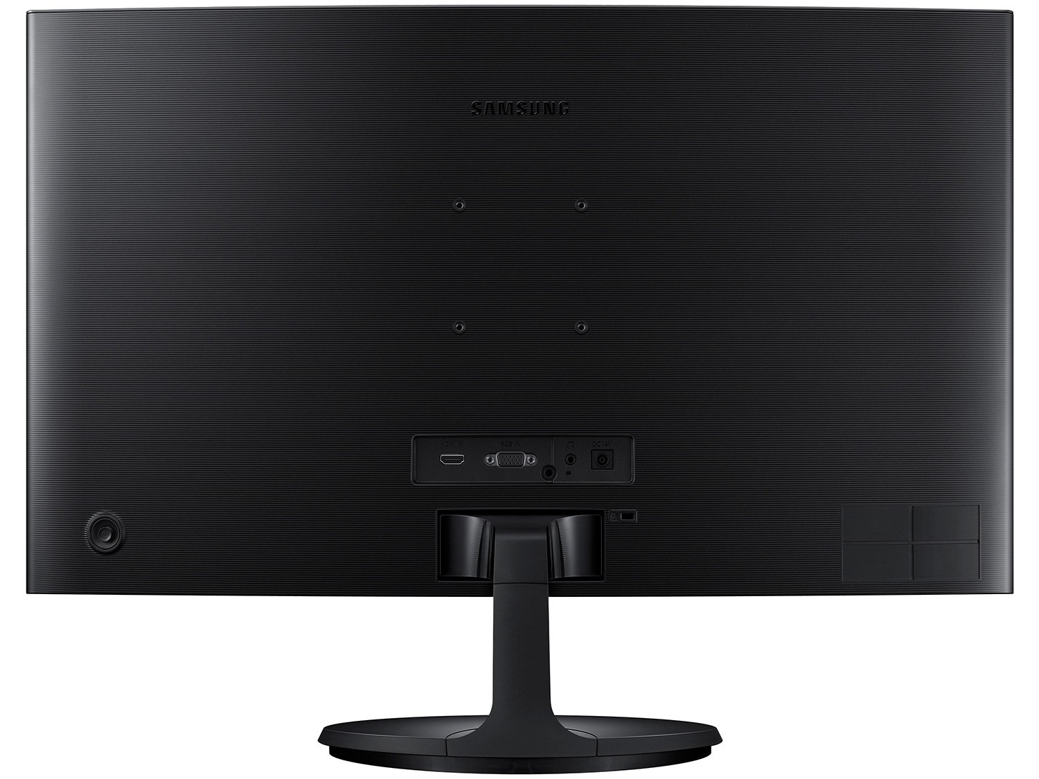 Foto 11 - Monitor para PC Full HD Samsung LED Curvo 24 - C24F390F