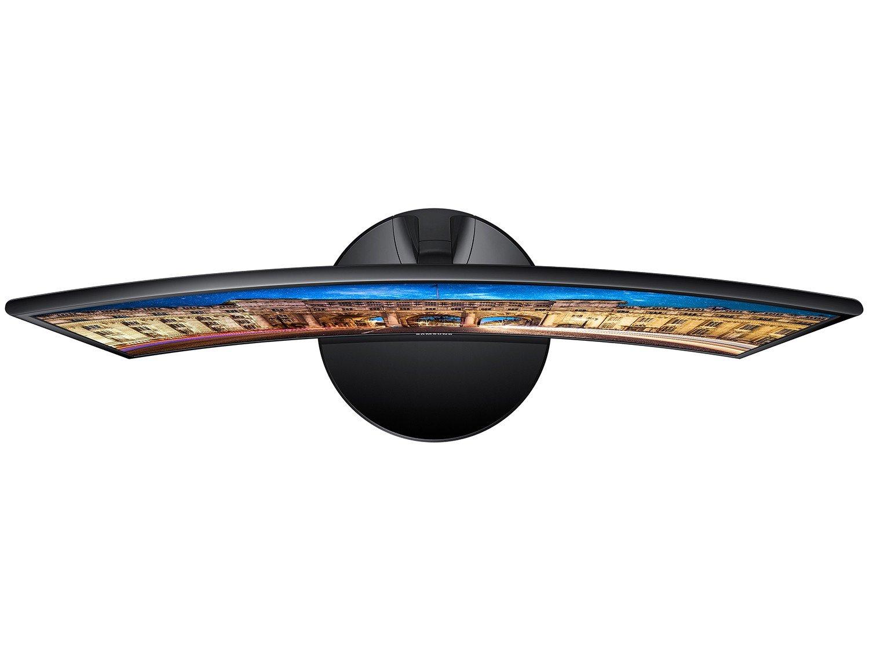 Foto 10 - Monitor para PC Full HD Samsung LED Curvo 27 - C27F390F