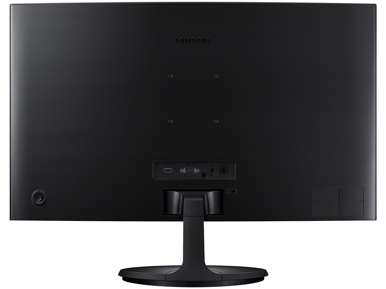 Foto 11 - Monitor para PC Full HD Samsung LED Curvo 27 - C27F390F