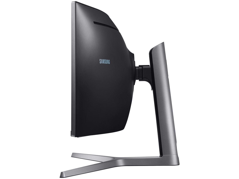 Foto 10 - Monitor Samsung QLED Curvo 49 Full HD Ultra Wide - C49HG90 2 HDMI 1 USB