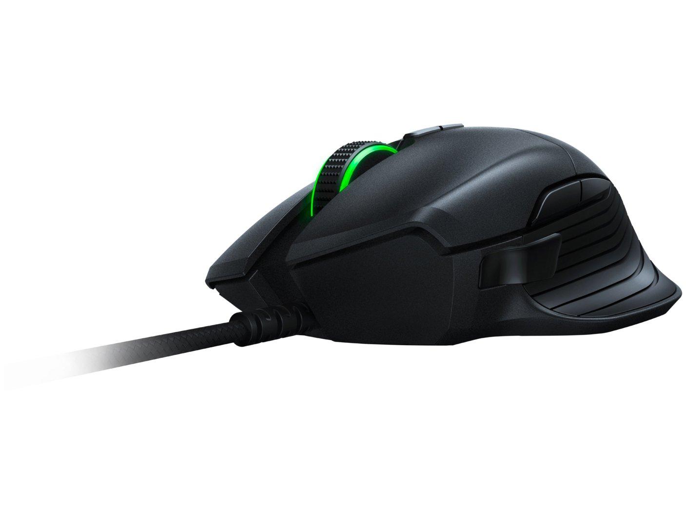 Foto 6 - Mouse para Gamer Sensor Óptico 16000dpi - Razer Basilisk