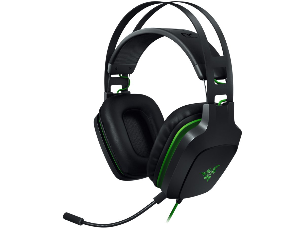Foto 1 - Headset Gamer para PC Mac PS4 Razer - Electra V2