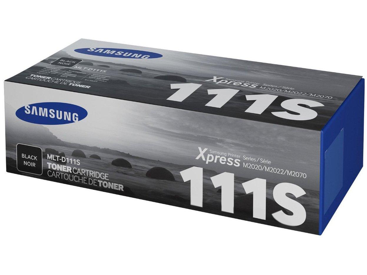 Foto 1 - Toner Samsung Preto - MLT-D111S