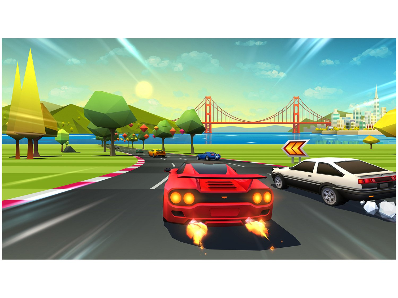 Foto 2 - Horizon Chase Turbo para PS4 - Aquiris