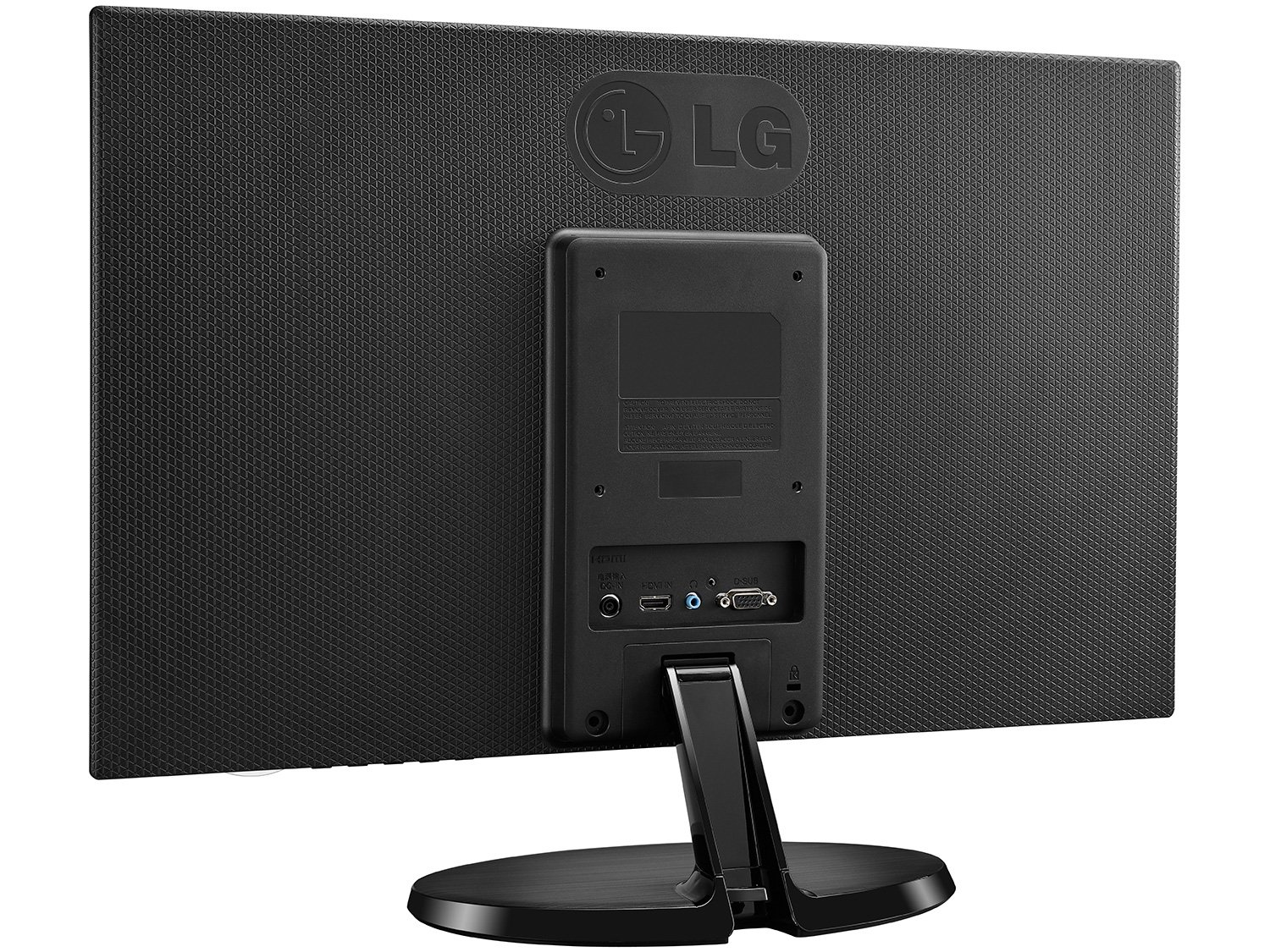 Foto 7 - Monitor LG LED 23,6 Full HD Widescreen - 24M38H-B