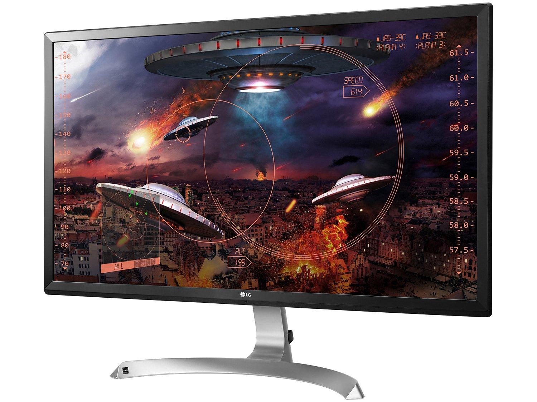 Foto 2 - Monitor LG LED 27 IPS Ultra HD/4K - Widescreen 27UD59-B