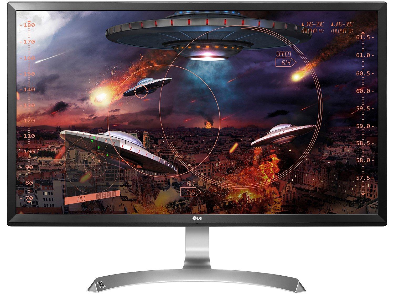 Foto 3 - Monitor LG LED 27 IPS Ultra HD/4K - Widescreen 27UD59-B