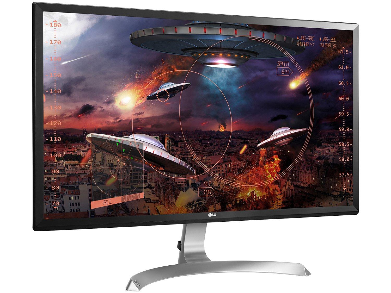 Foto 4 - Monitor LG LED 27 IPS Ultra HD/4K - Widescreen 27UD59-B