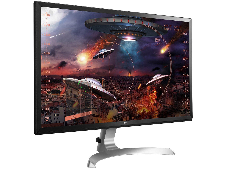 Foto 5 - Monitor LG LED 27 IPS Ultra HD/4K - Widescreen 27UD59-B