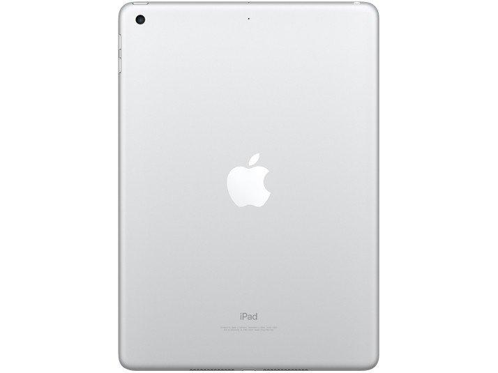 Foto 4 - iPad 6 Apple 32GB Prata Tela 9.7 Retina - Proc. Chip A10 Câm. 8MP + Frontal iOS 11 Touch ID