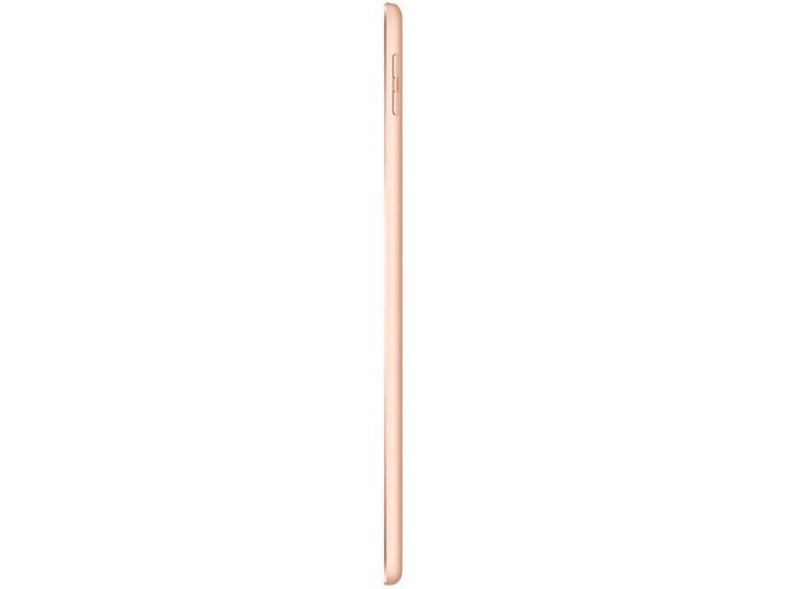 Foto 3 - iPad 6 Apple 32GB Dourado Tela 9.7 Retina - Proc. Chip A10 Câm. 8MP + Frontal iOS 11 Touch ID