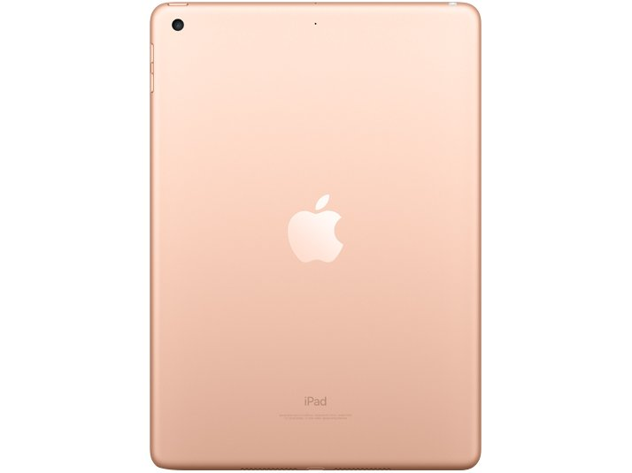 Foto 4 - iPad 6 Apple 32GB Dourado Tela 9.7 Retina - Proc. Chip A10 Câm. 8MP + Frontal iOS 11 Touch ID