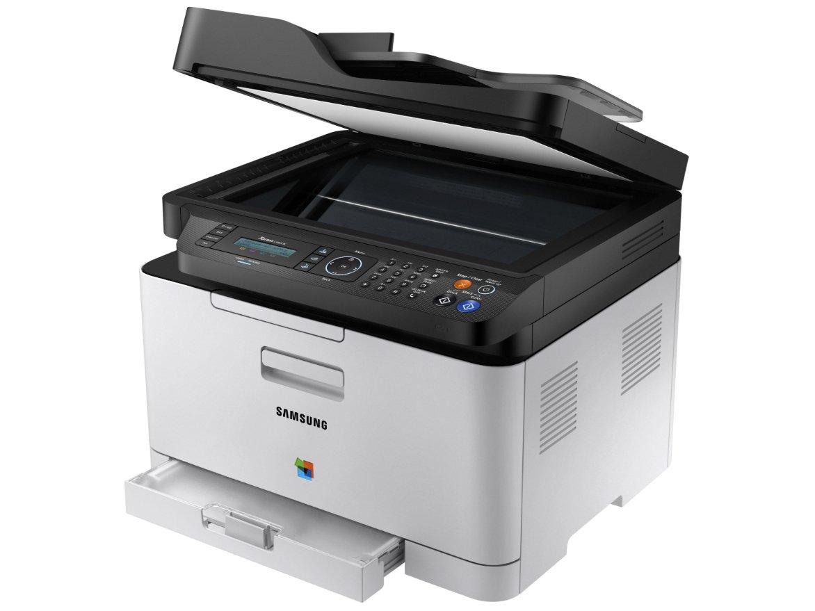 Foto 6 - Impressora Multifuncional Samsung Xpress C480 - Laser Wi-fi Colorida LCD 2 Linhas USB NFC