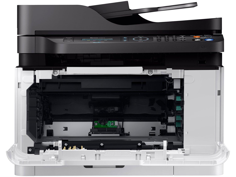 Foto 9 - Impressora Multifuncional Samsung Xpress C480 - Laser Wi-fi Colorida LCD 2 Linhas USB NFC