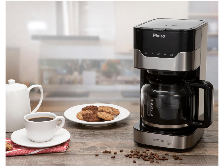 Cafeteira Elétrica Philco Platinum PCFD38 até 38 cafés - Preta - 110V - 2