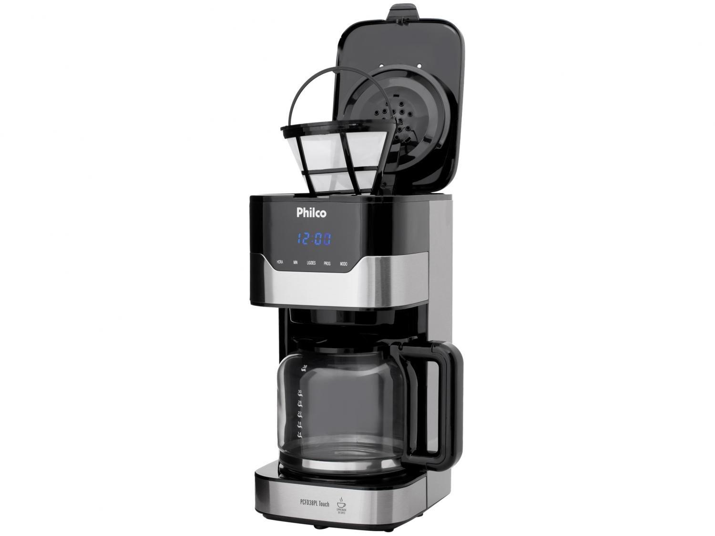 Cafeteira Elétrica Philco Platinum PCFD38 até 38 cafés - Preta - 110V - 4