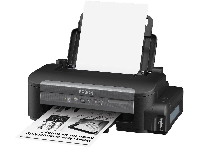Foto 1 - Impressora Epson Monocromática M105 - Wi-Fi