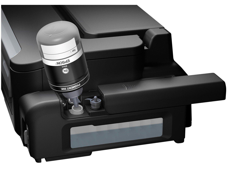Foto 5 - Impressora Epson Monocromática M105 - Wi-Fi