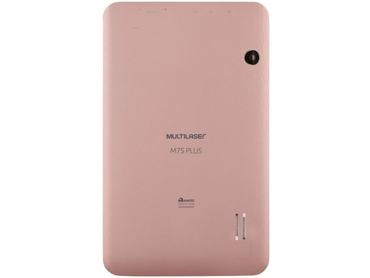 Foto 3 - Tablet Multilaser M7S Plus 8GB 7 Wi-Fi - Android 7.0 Proc. Quad Core Câmera Integrada