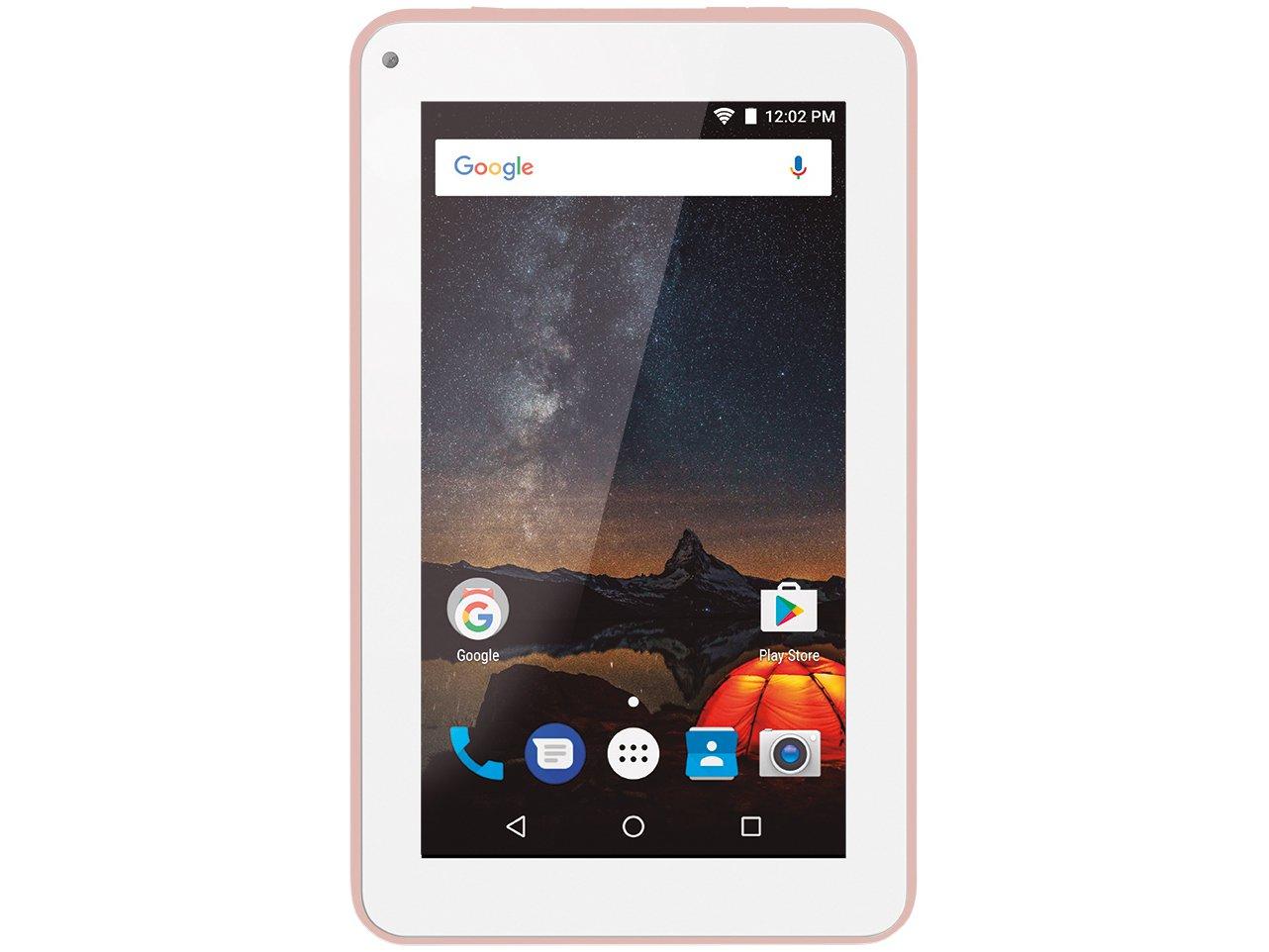Foto 4 - Tablet Multilaser M7S Plus 8GB 7 Wi-Fi - Android 7.0 Proc. Quad Core Câmera Integrada