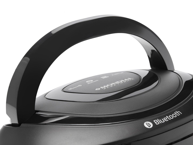Som Portátil Mondial 8W Display Digital - Up Dynamic BX-19 MP3 - Bivolt - 2