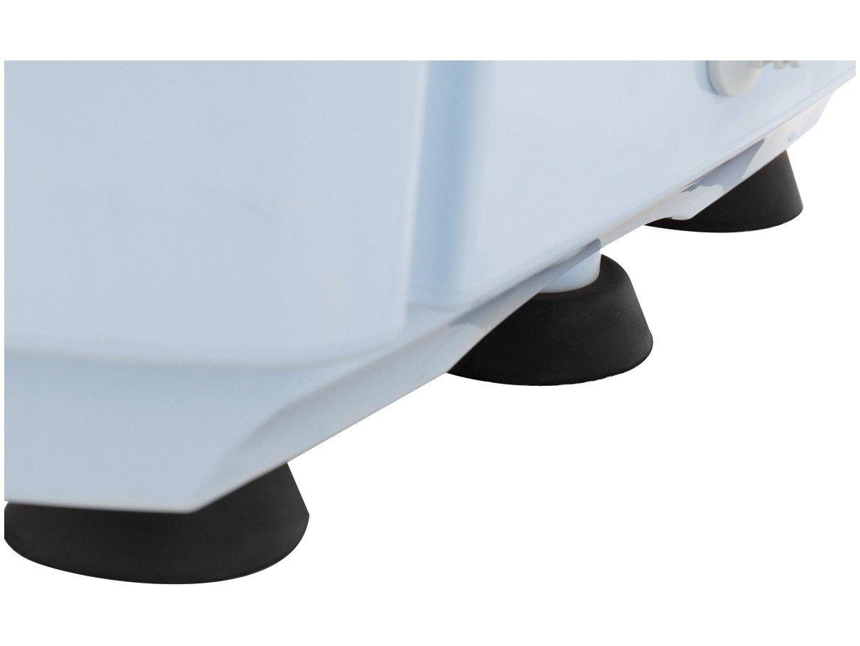 Centrifuga de Roupas Britânia 12Kg - Branco/Azul - 220V - 4