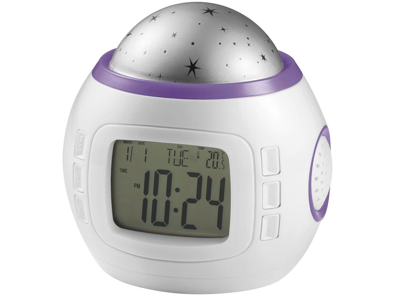 Foto 1 - Projetor de Luz Multikids Baby Star com Relógio - Emite Sons Termômetro