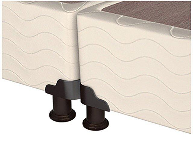 Box para Colchão Queen Size Probel Bipartido - 26cm de Altura Tela Mel - 3