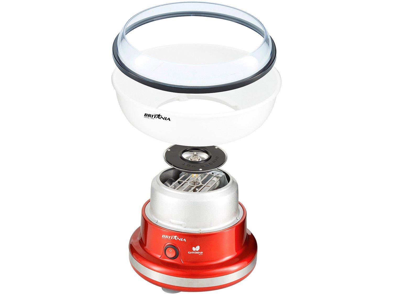 Máquina de Algodão Doce Britânia Cottonpop BMA01V – Vermelho - 220V - 6