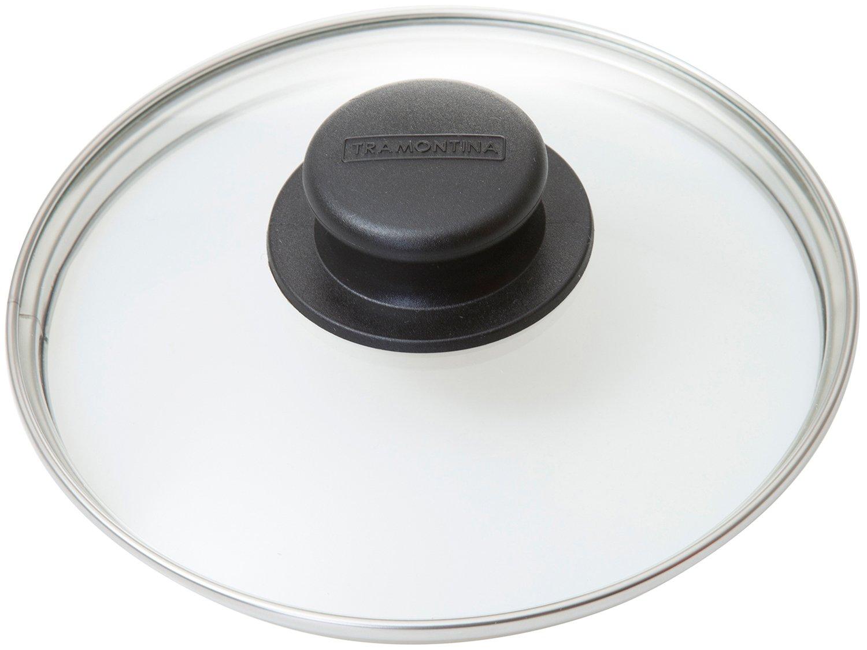 Jogo de Panelas Tramontina Antiaderente - de Alumínio Vermelho 7 Peças Turim 20298/721 - 4