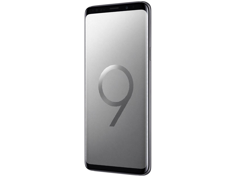 Foto 3 - Smartphone Samsung Galaxy S9+ 128GB Cinza 4G - 6GB RAM Tela 6,2 Câm. Dupla + Câm. Selfie 8MP