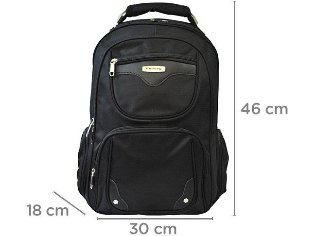 Foto 4 - Mochila para Notebook até 18 Yins Convoy - CO50015