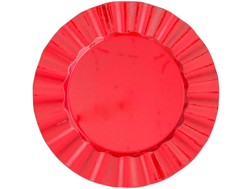 Foto 2 - Sousplat Plástico Redondo Bon Gourmet Cook 30295 - 30295 6 Peças