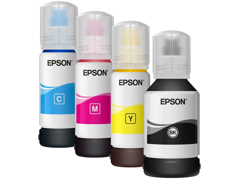 Foto 13 - Impressora Multifuncional Epson EcoTank L6171 - Tanque de Tinta Wi-Fi Colorida USB