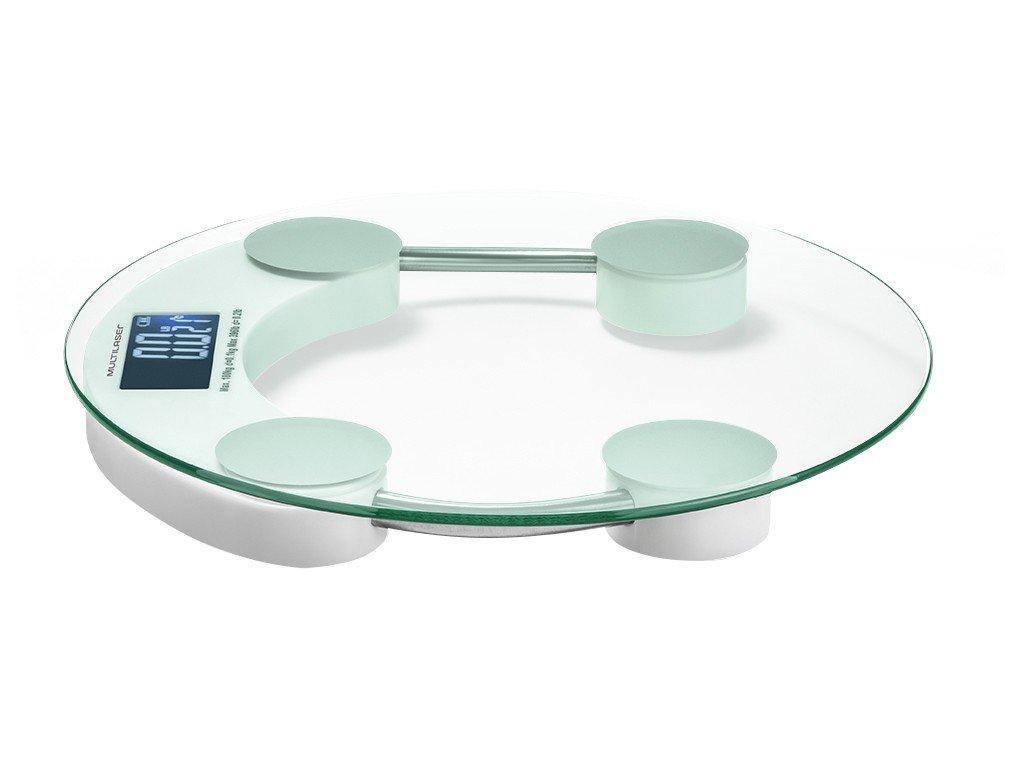 Balança Digital até 180kg Antiderrapante - Multilaser Eatsmart HC039 - Bivolt - 2