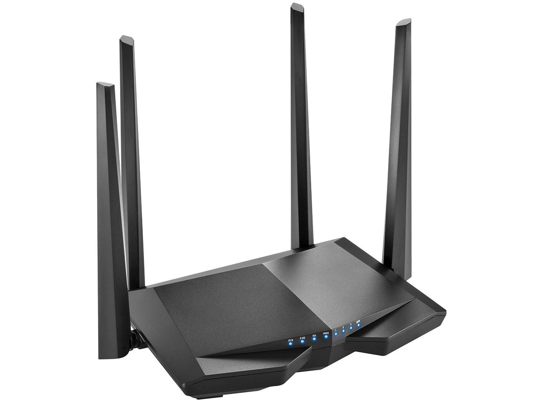 Foto 2 - Roteador Wi-Fi Multilaser RE184 1200mbps - 4 Antenas 4 Portas